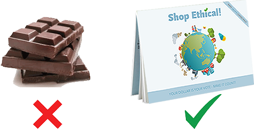 Why fundraise with chocolate when you could use our Guide?