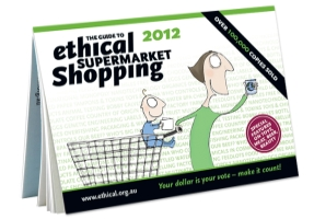 The Guide to Ethical Supermarket Shopping 2012