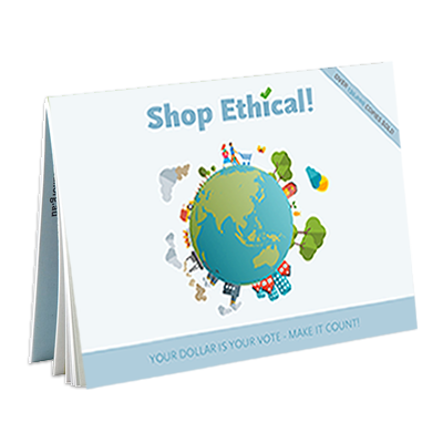 Shop Ethical 8th edition